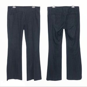Theory Donohue Aspen Trouser Flare Jeans